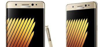 Samsung Galaxy Note7 render portada