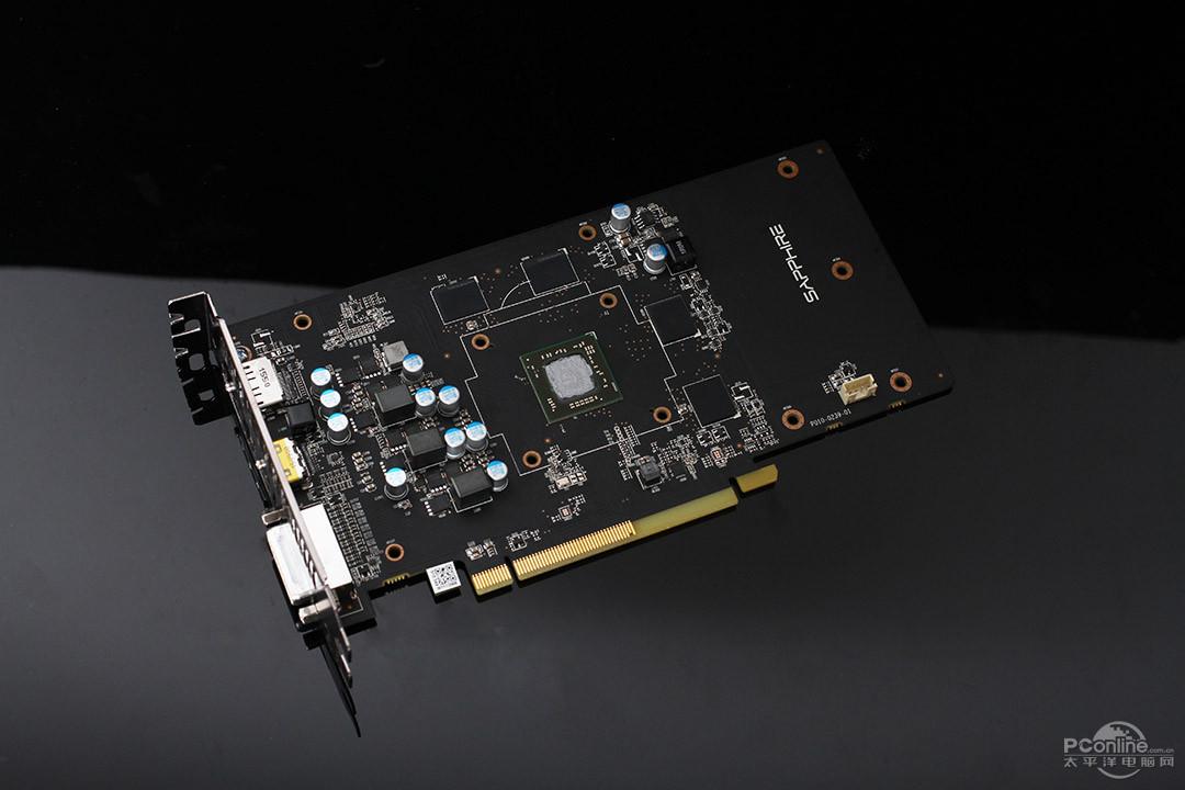 Sapphire Radeon RX 460 Dual 4 14