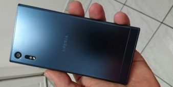 Sony Xperia XR - Portada