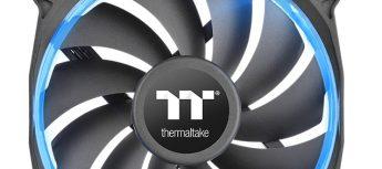 Thermaltake Riing LED RGB Radiator Fan TT Premium - Portada