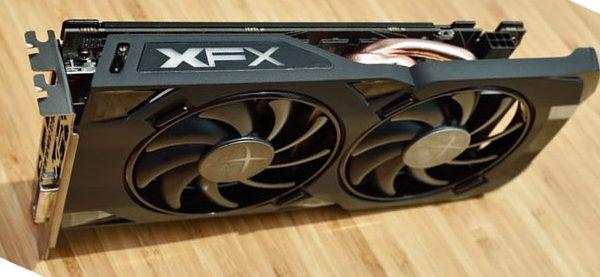 XFX Radeon RX 470 Double Dissipation - Portada