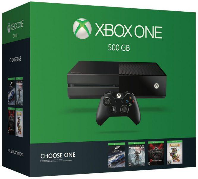 Xbox One original 500 GB