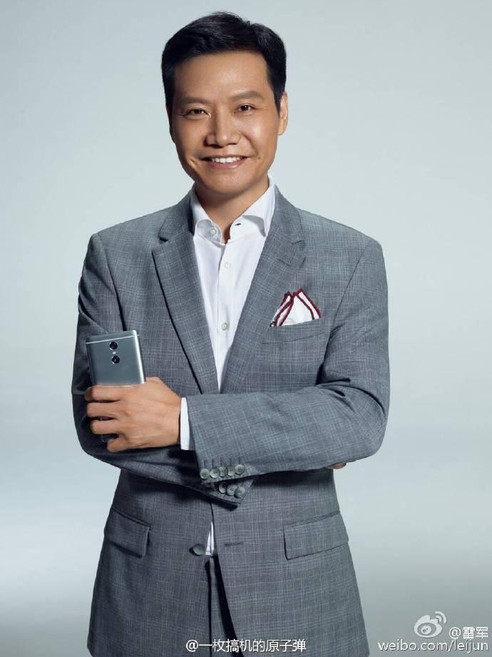 Xiaomi Redmi Pro CEO 1