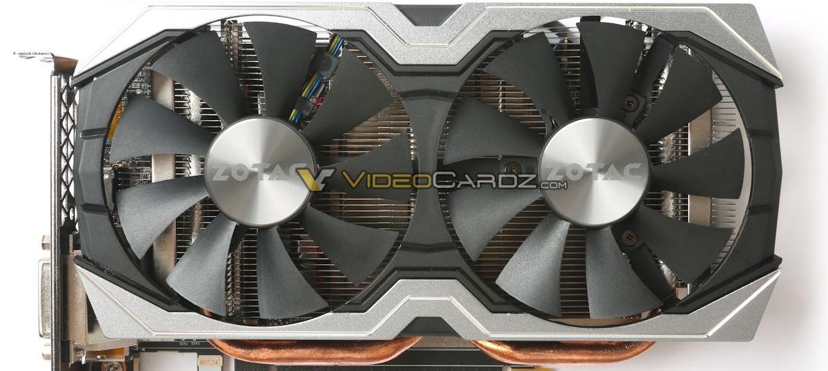 Zotac GeForce GTX 1060 AMP! - Portada