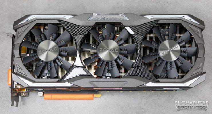 Zotac GeForce GTX 1070 AMP Extreme 08