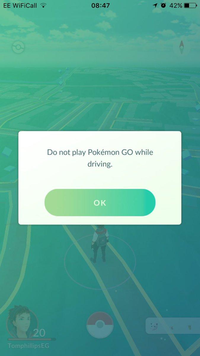 avisos actualizacion pokemon go 1