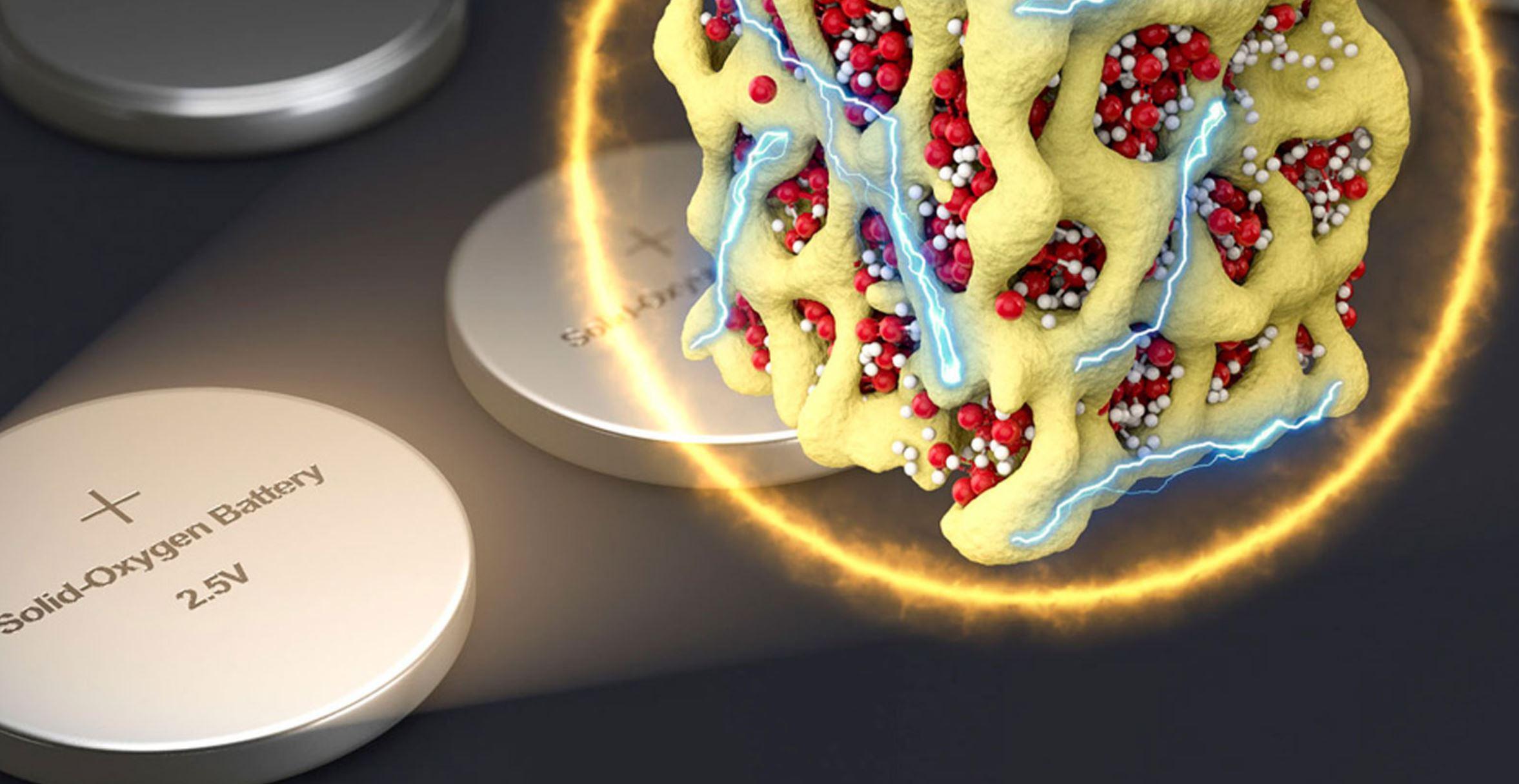 Crean una potente batería de litio-oxígeno para vehículos eléctricos