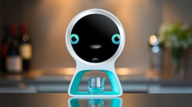 Pillo, un robot doméstico para cuidar la salud