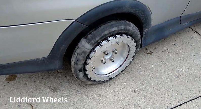 Crean un prototipo de ruedas omnidireccionales para cualquier vehículo