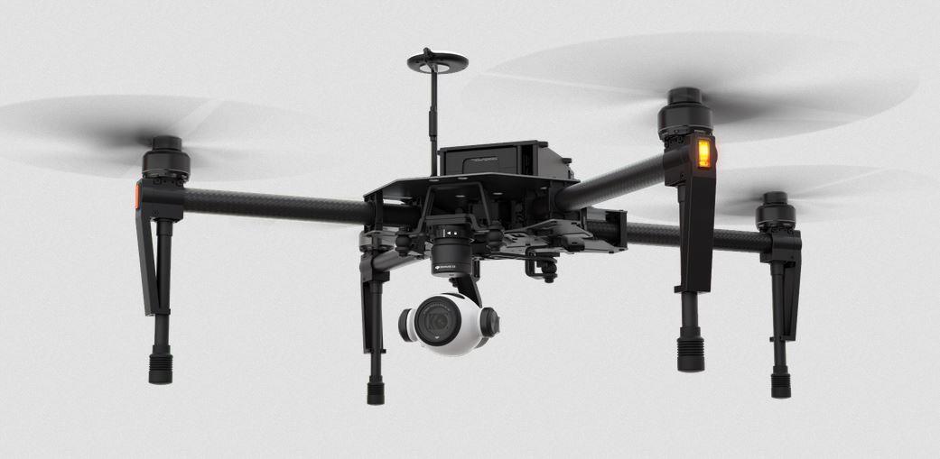 Zenmuse Z3: La primera cámara con zoom óptico para drones