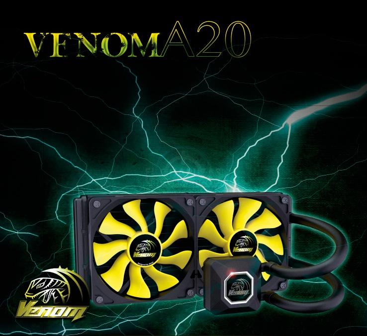 Akasa Venom A20 Venom A10 1 0