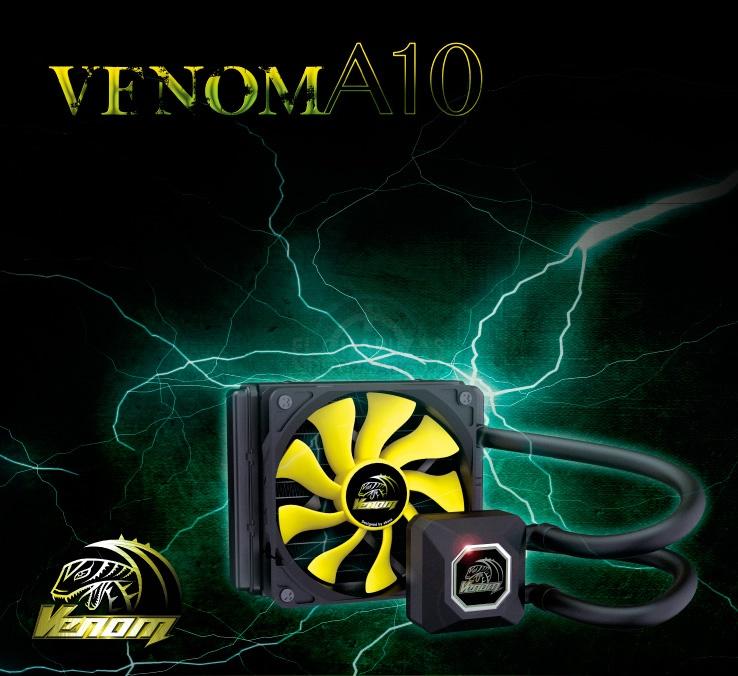 Akasa Venom A20 Venom A10 2 1