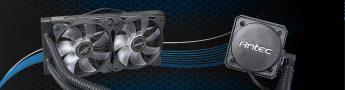 Antec Kühler H2O H1200 Pro Slider