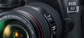 Canon 5D Mark IV - Portada