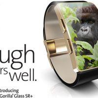 Corning Gorilla Glass SR+ hará a los wearables más resistentes