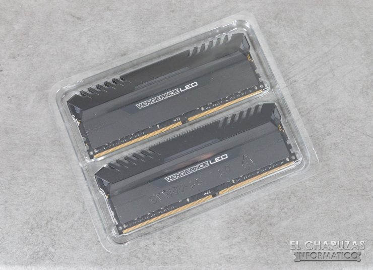 Corsair Vengeance LED DDR4 03