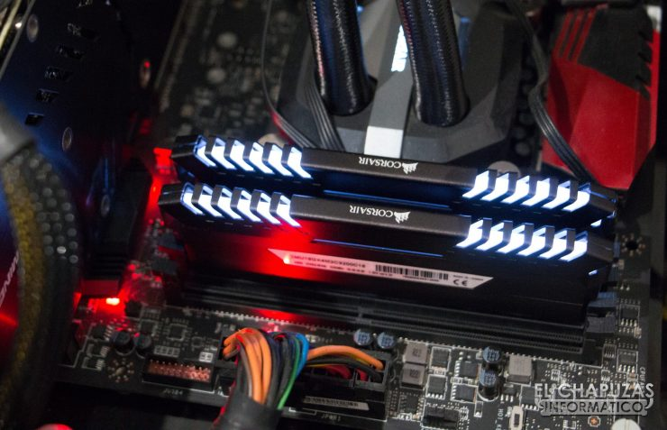 Corsair Vengeance LED DDR4 11