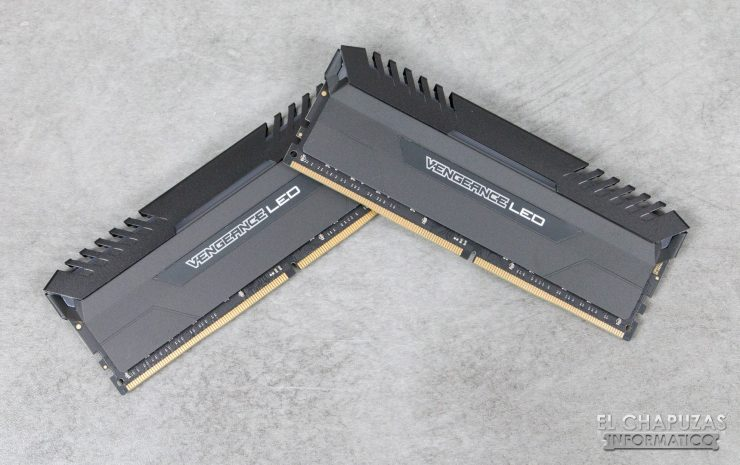 Corsair Vengeance LED DDR4 99