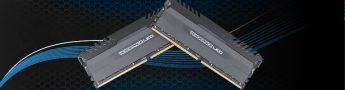 Corsair Vengeance LED DDR4 Slider