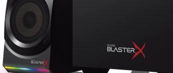 Creative Sound BlasterX Kratos S5 - Portada