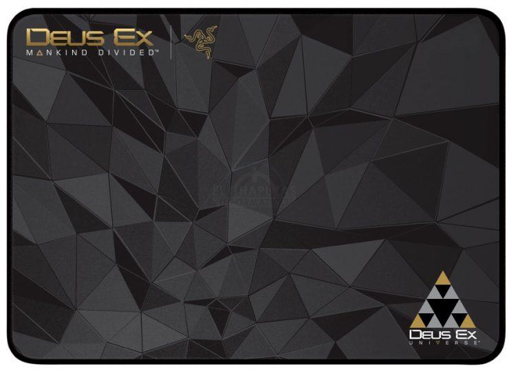 Deus Ex Razer Goliathus