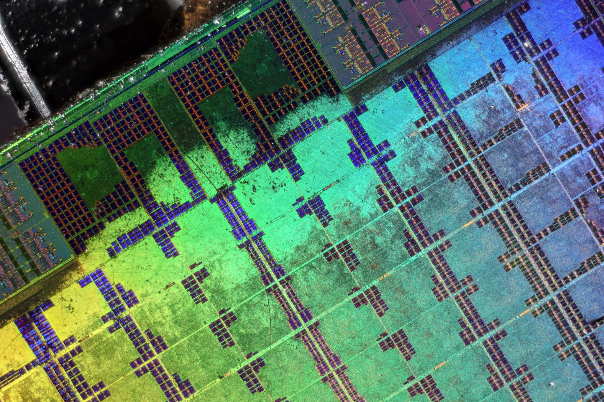 Die AMD Polaris 10 Ellesmere 10 7