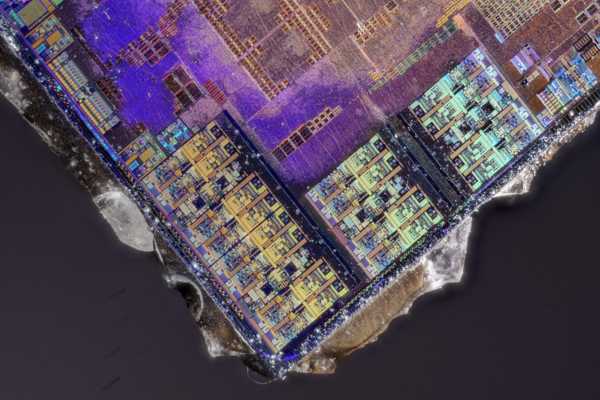 Die AMD Polaris 10 Ellesmere 11 8