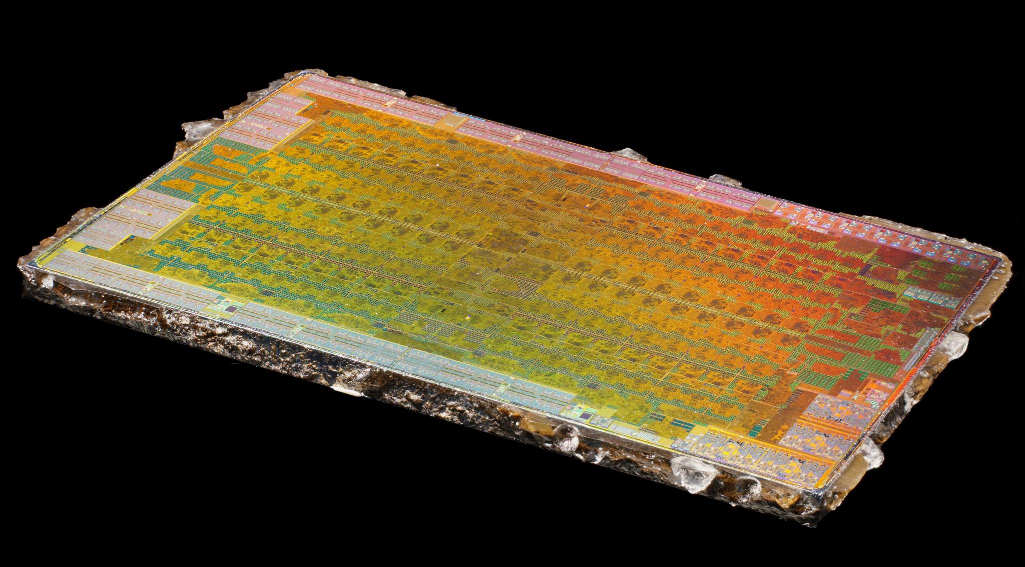 Die AMD Polaris 10 Ellesmere 12 9