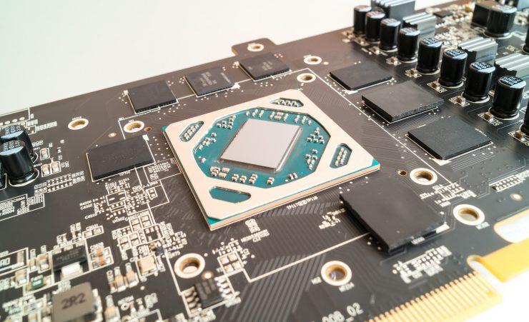 Die AMD Polaris 10 Ellesmere (2)