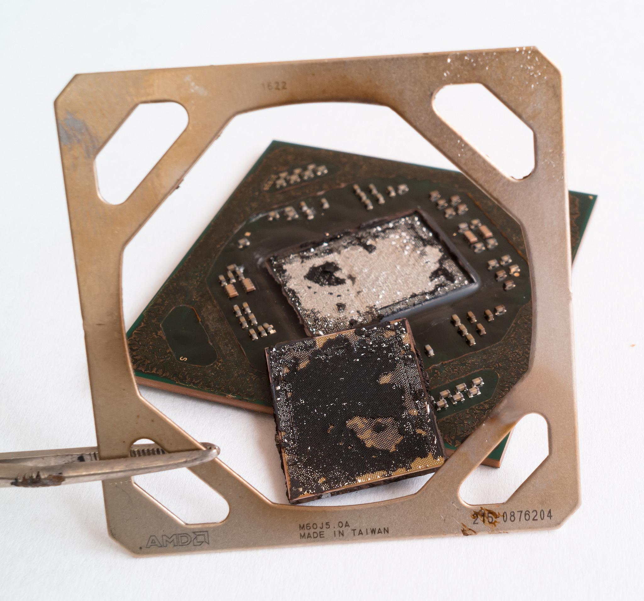 Die AMD Polaris 10 Ellesmere 3 1