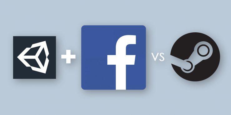 Facebook + Unity vs Steam