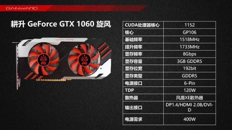 Gainward GeForce GTX 1060 3GB (1)