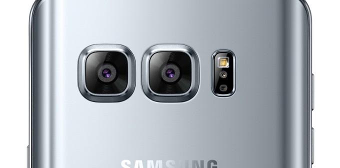 Galaxy S8 - fake imagen de muestra