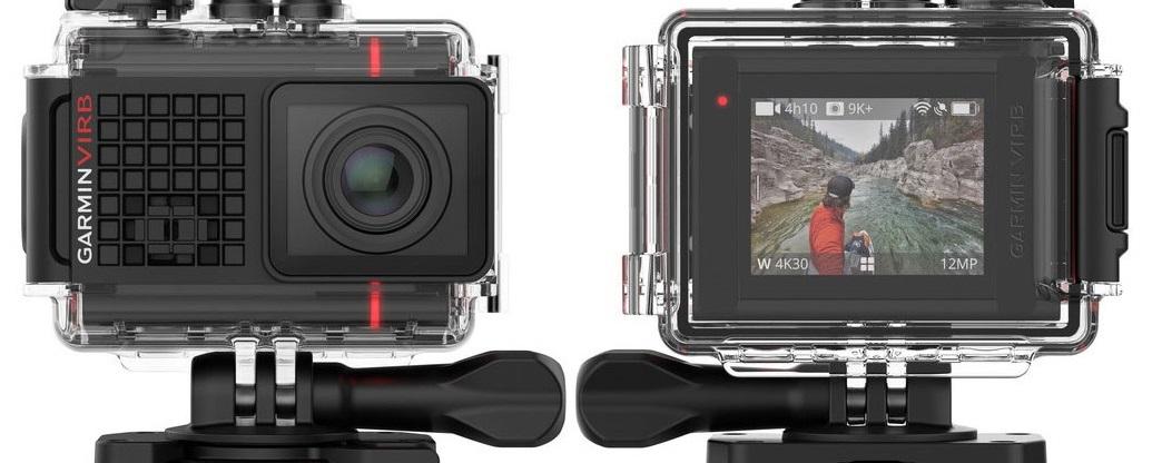 Garmin VIRB Ultra 30: Otra cámara deportiva 4K
