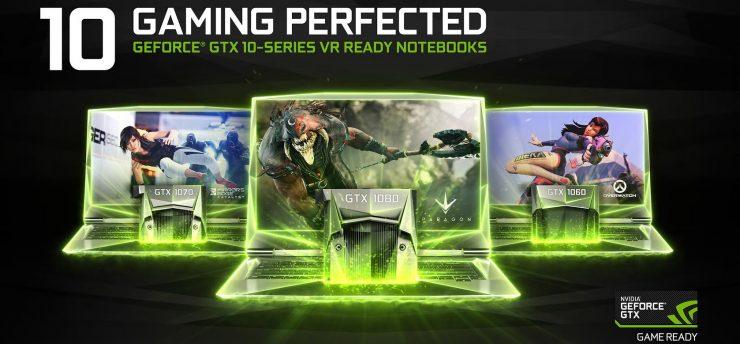 GeForce GTX 10 Mobile