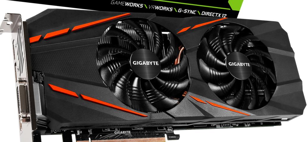 Gigabyte GTX 1060 G1 Gaming 3GB - Portada