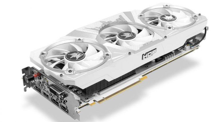 KFA2 GeForce GTX 1070 Hall of Fame (1)