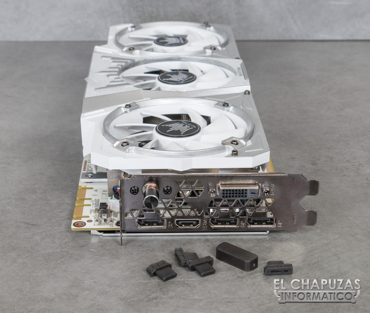 KFA2 GeForce GTX 1080 HOF 10