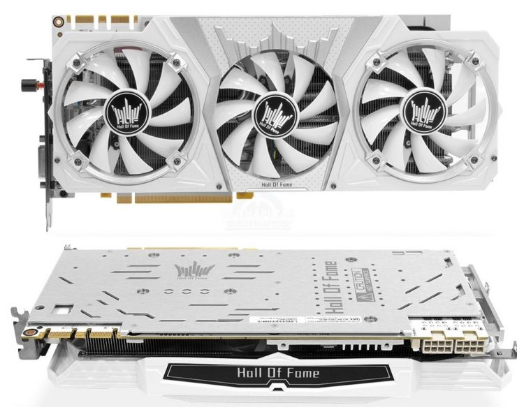 KFA2 GeForce GTX 1080 Hall of Fame (1)