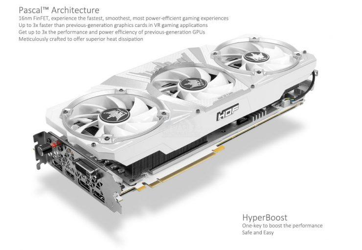KFA2 GeForce GTX 1080 Hall of Fame (2)