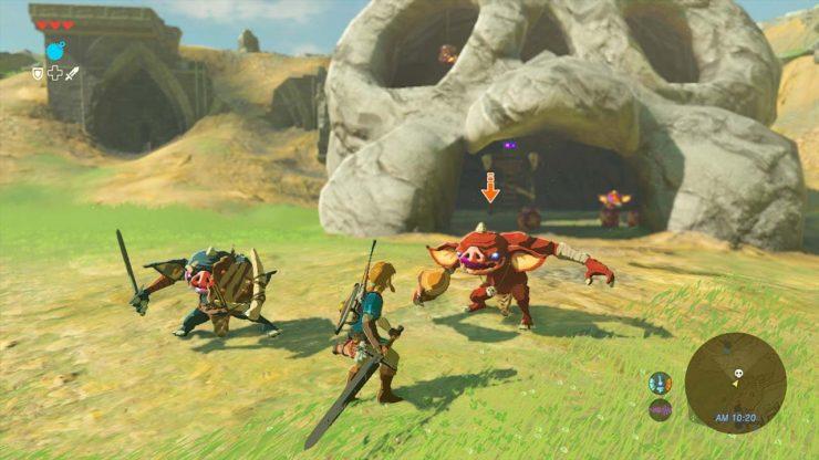 Legend-of-Zelda-Breath-of-the-Wild-armas