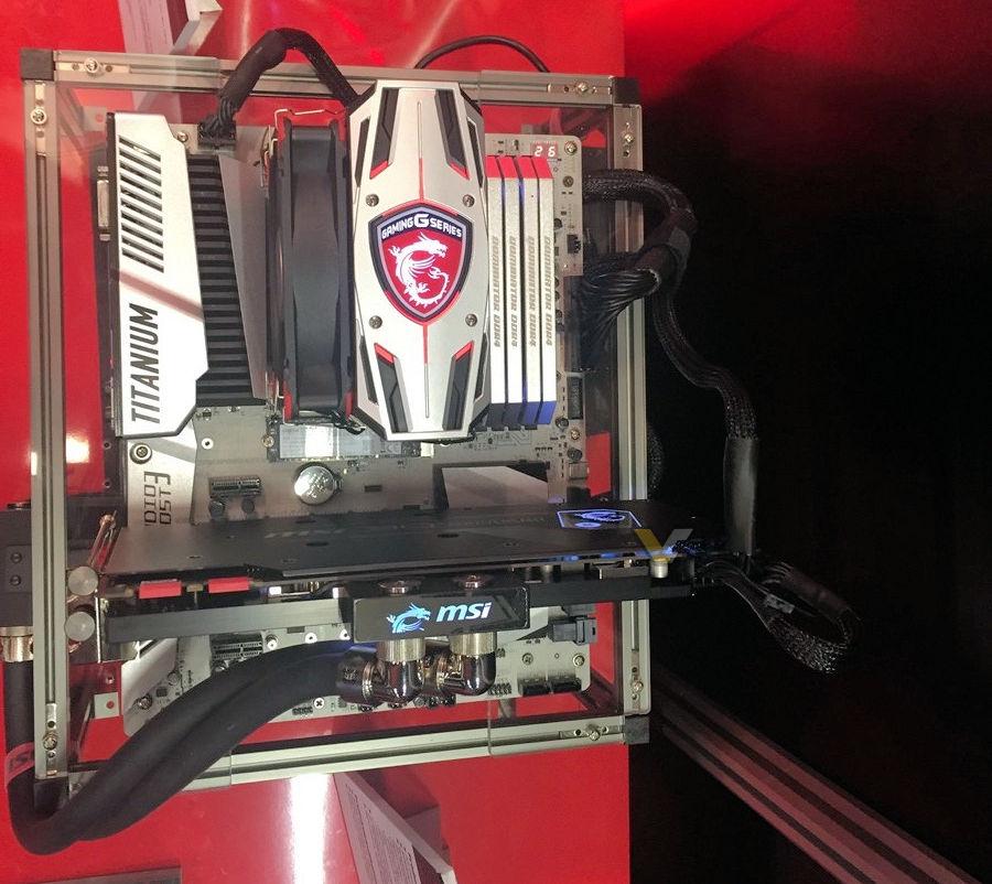 MSI GeForce GTX 1080 30th Anniversay Edition