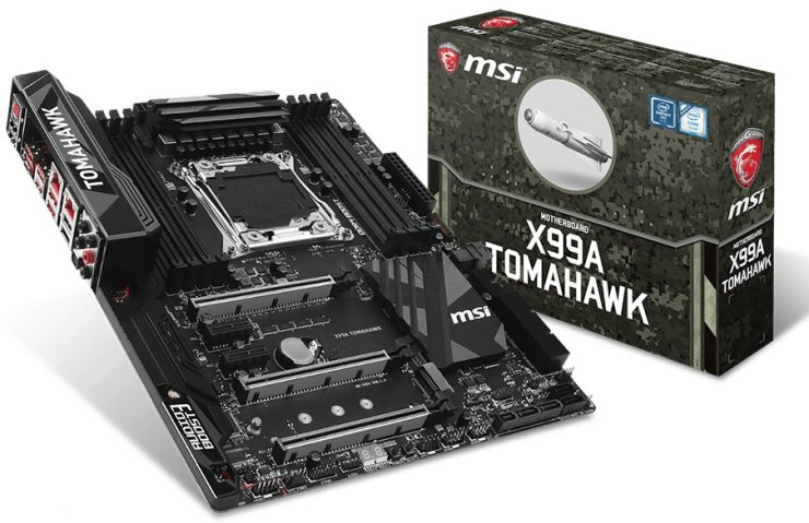 MSI X99A Tomahawk (2)