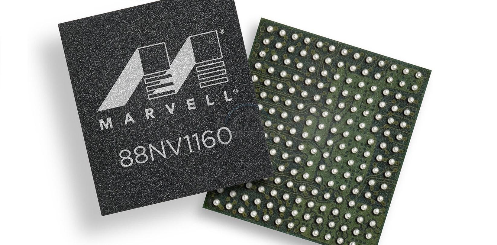 Marvell 88NV1160: Controladora para SSDs con lecturas de hasta 1600 MB/s