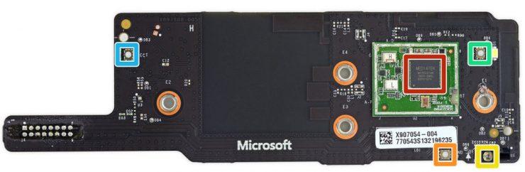 Mediatek en la Xbox One S