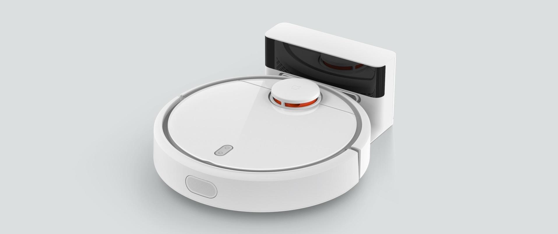 La Xiaomi Mi Robot Vacuum sale a la venta por 326 euros