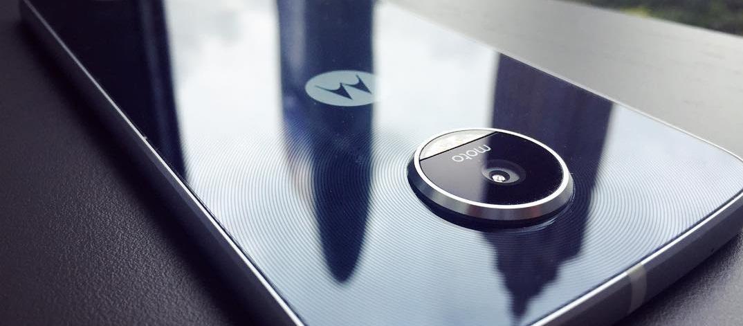 Moto Z Play - Filtración - Portada
