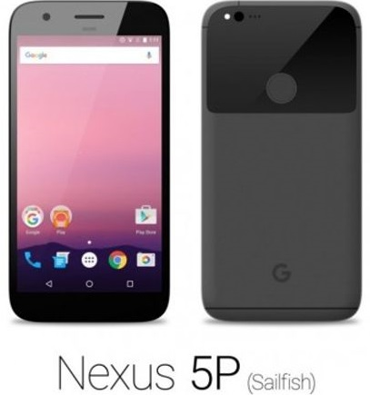 Nexus 5P Sailfish
