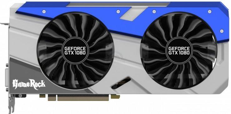 Palit GeForce GTX 1080 GameRock (1)