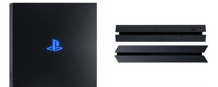Primeros renders de la PlayStation 4 Neo